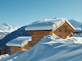 Ski Chalets Les Collons in the Swiss Alps